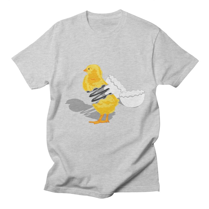 Spring Chicken Men's T-shirt by brandonjw's Artist Shop