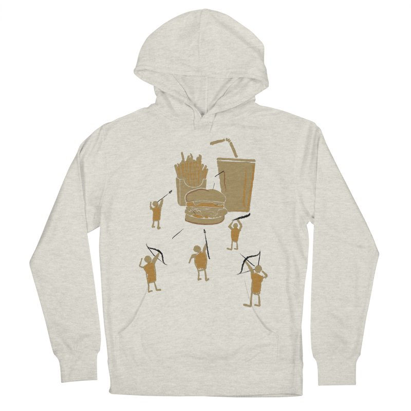Hunting Party Finds Fast Food Women's Pullover Hoody by brandonjw's Artist Shop