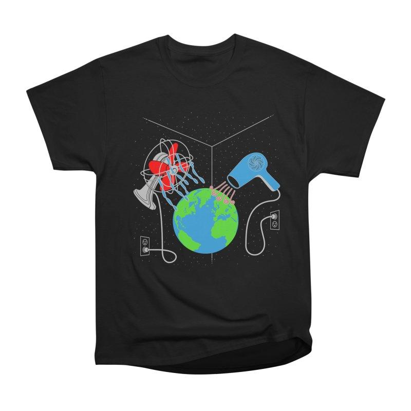Cool It! Men's Classic T-Shirt by brandonjw's Artist Shop