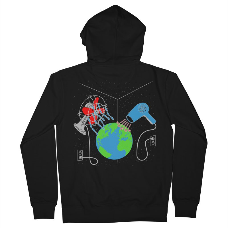 Cool It! Women's Zip-Up Hoody by brandonjw's Artist Shop