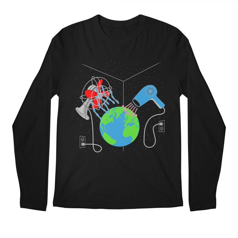 Cool It! Men's Longsleeve T-Shirt by brandonjw's Artist Shop