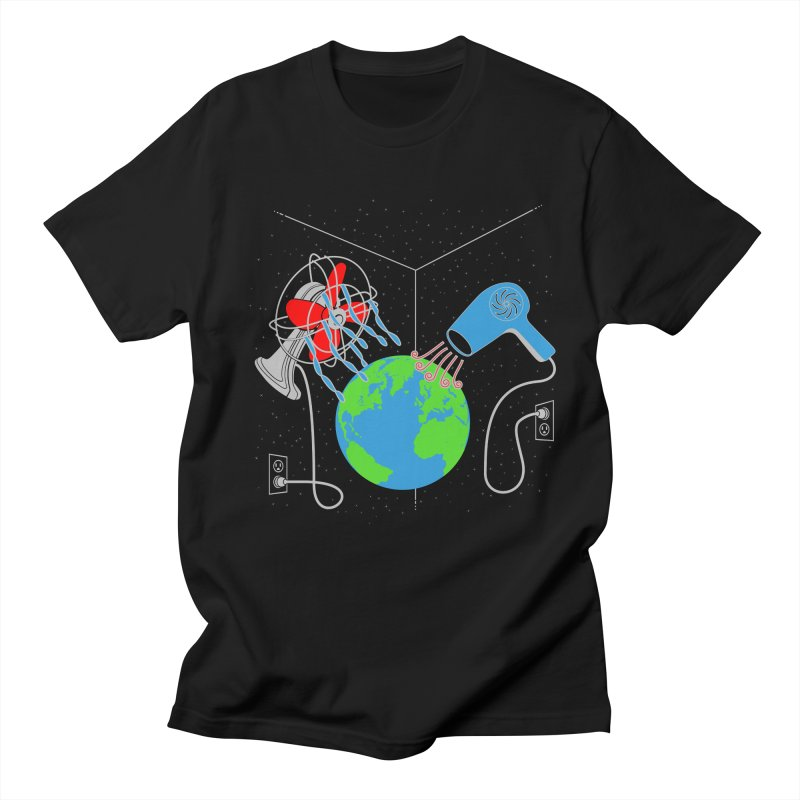 Cool It! Men's T-Shirt by brandonjw's Artist Shop