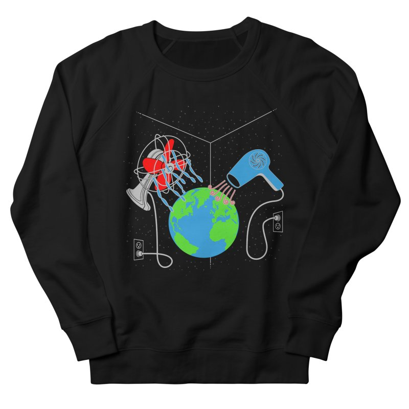 Cool It! Women's Sweatshirt by brandonjw's Artist Shop