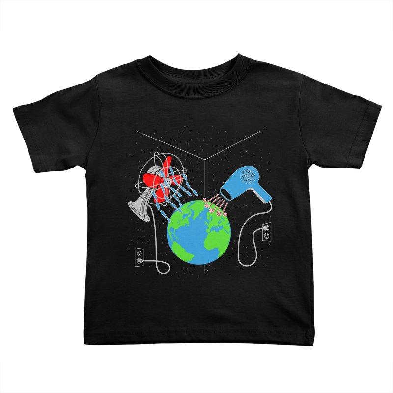 Cool It! Kids Toddler T-Shirt by brandonjw's Artist Shop