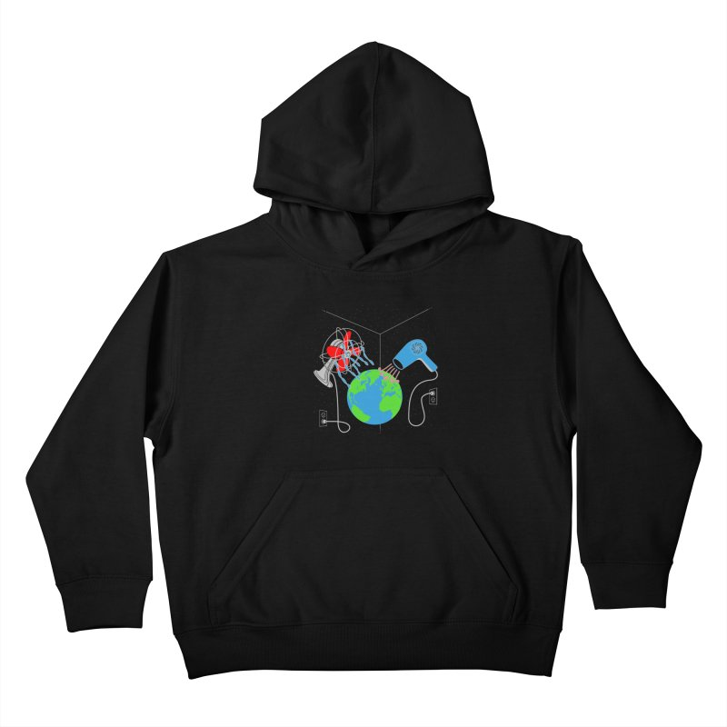 Cool It! Kids Pullover Hoody by brandonjw's Artist Shop