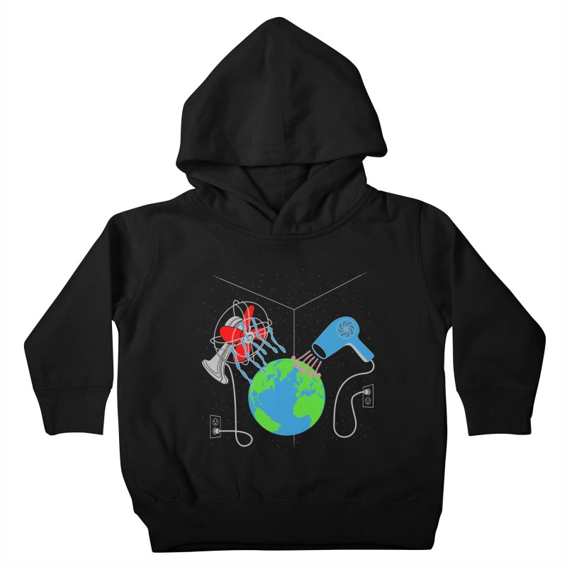 Cool It! Kids Toddler Pullover Hoody by brandonjw's Artist Shop