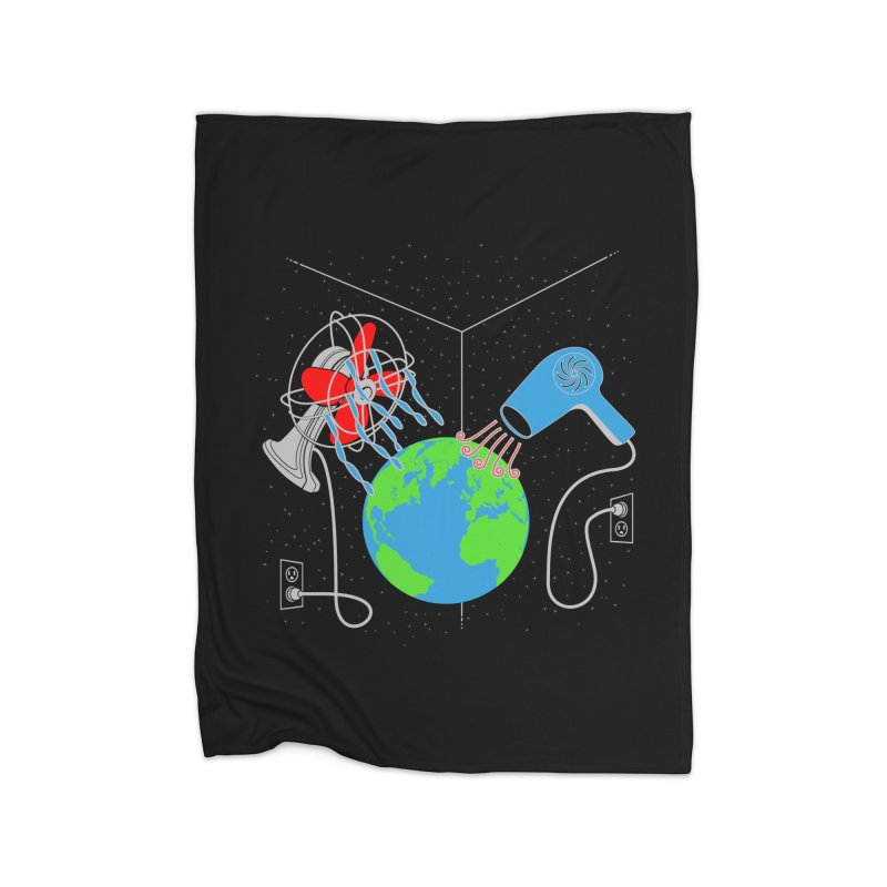 Cool It! Home Blanket by brandonjw's Artist Shop