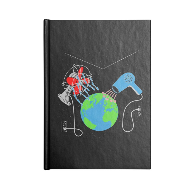 Cool It! Accessories Notebook by brandonjw's Artist Shop