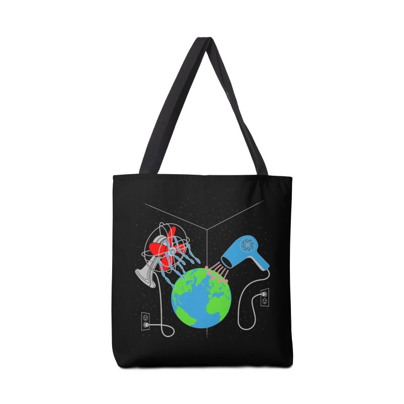Cool It! Accessories Bag by brandonjw's Artist Shop