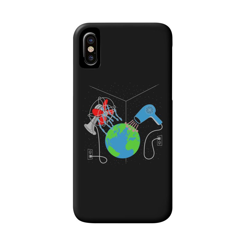Cool It! Accessories Phone Case by brandonjw's Artist Shop