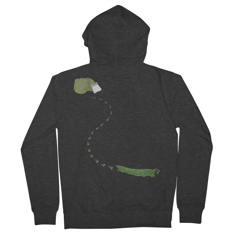 Evictions are Sad Men's Zip-Up Hoody by brandonjw's Artist Shop