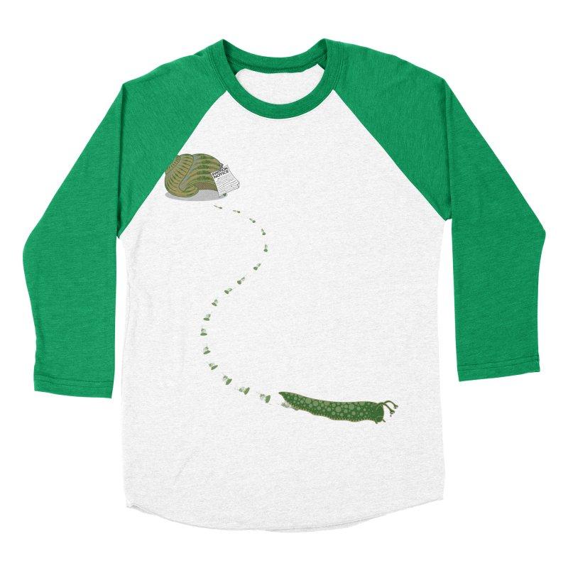 Evictions are Sad Women's Baseball Triblend T-Shirt by brandonjw's Artist Shop