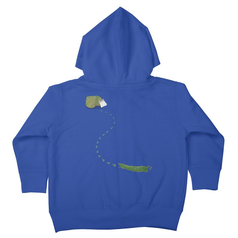 Evictions are Sad Kids Toddler Zip-Up Hoody by brandonjw's Artist Shop