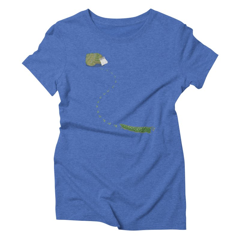 Evictions are Sad Women's Triblend T-Shirt by brandonjw's Artist Shop