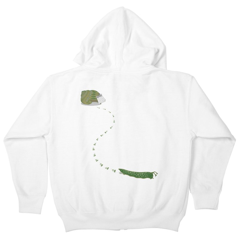 Evictions are Sad Kids Zip-Up Hoody by brandonjw's Artist Shop