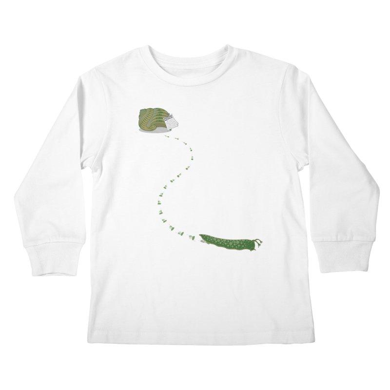 Evictions are Sad Kids Longsleeve T-Shirt by brandonjw's Artist Shop