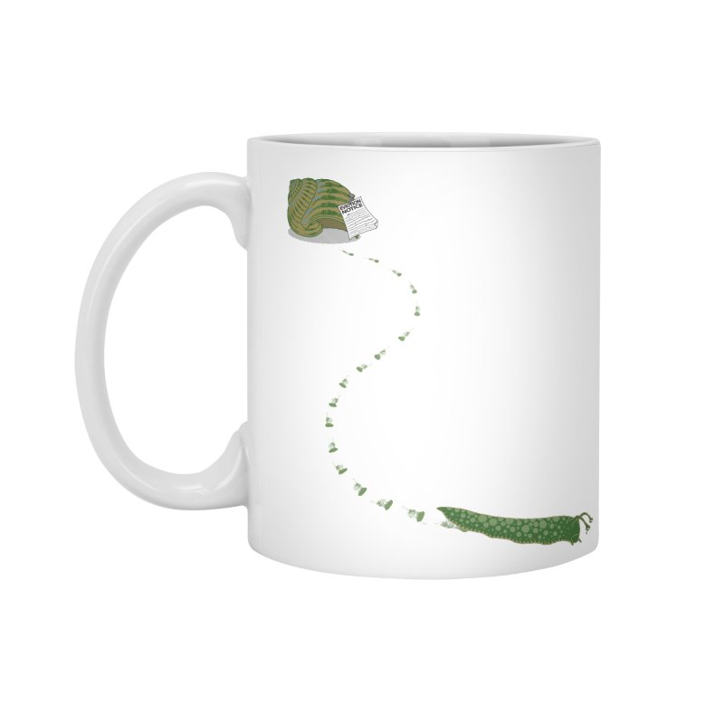 Evictions are Sad Accessories Mug by brandonjw's Artist Shop