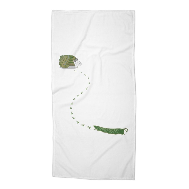 Evictions are Sad Accessories Beach Towel by brandonjw's Artist Shop
