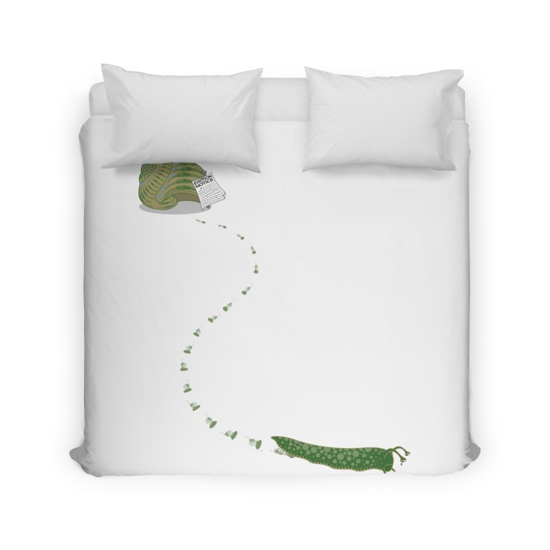 Evictions are Sad Home Duvet by brandonjw's Artist Shop