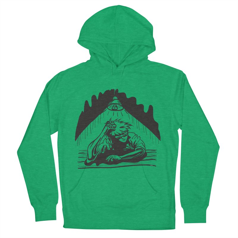 Just One of those Days Women's Pullover Hoody by Wood-Man's Artist Shop