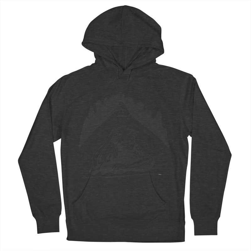 Just One of those Days Men's Pullover Hoody by Wood-Man's Artist Shop