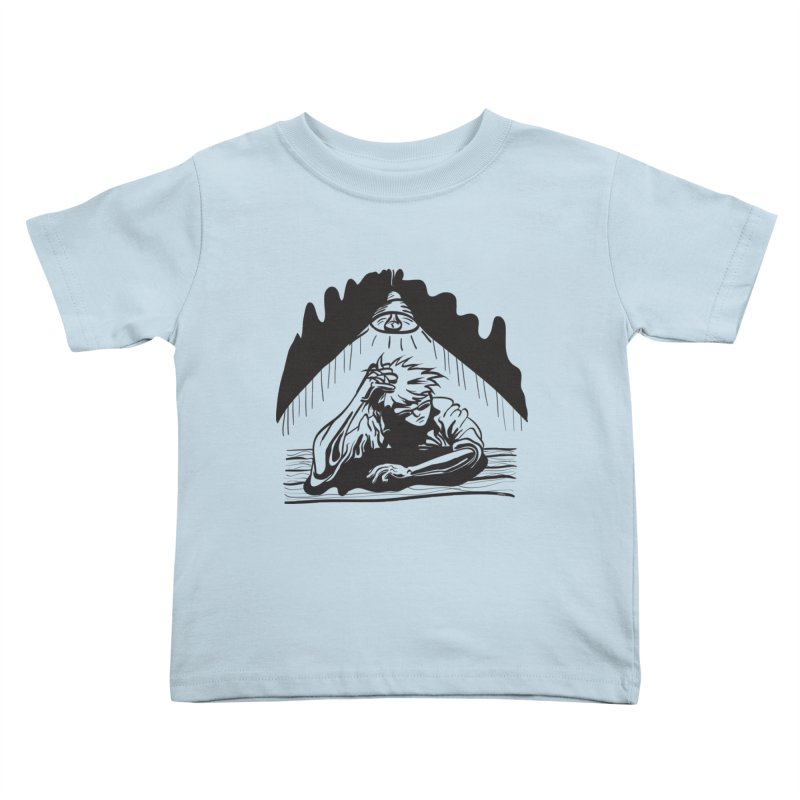 Just One of those Days Kids Toddler T-Shirt by Wood-Man's Artist Shop