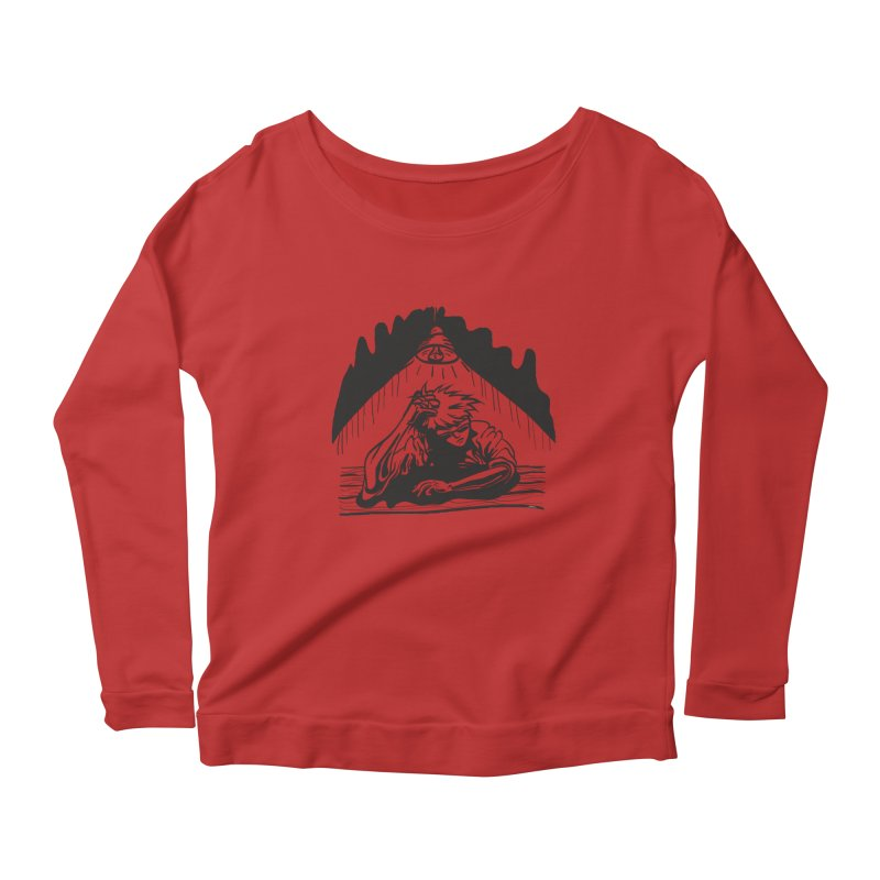 Just One of those Days Women's Longsleeve T-Shirt by Wood-Man's Artist Shop