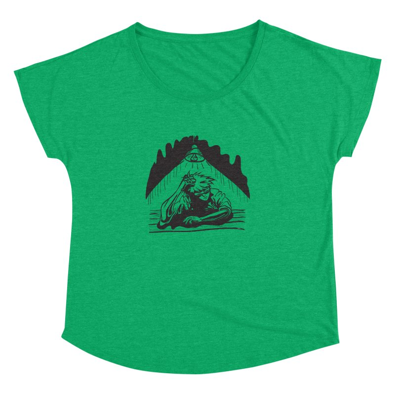 Just One of those Days Women's Dolman by Wood-Man's Artist Shop