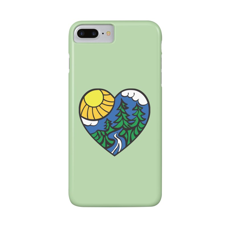 The Great Outdoors Accessories Phone Case by Wood-Man's Artist Shop