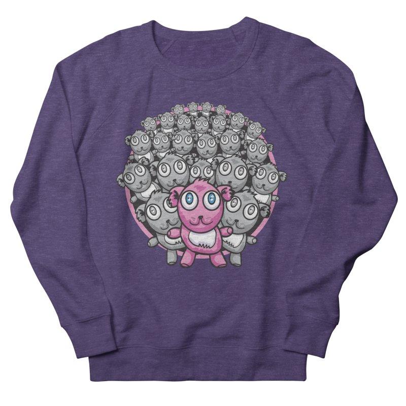 Supercute Men's Sweatshirt by Wood-Man's Artist Shop