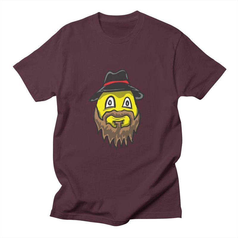 Beardo the Magnificent Men's T-Shirt by Wood-Man's Artist Shop