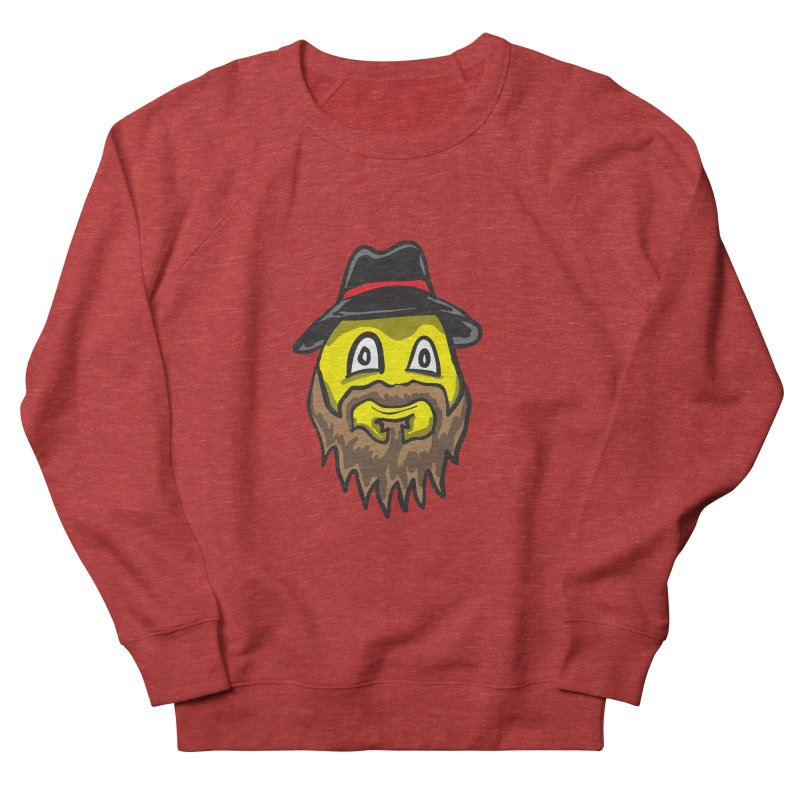Beardo the Magnificent Men's Sweatshirt by Wood-Man's Artist Shop