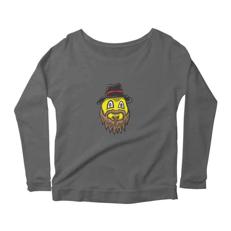 Beardo the Magnificent Women's Longsleeve T-Shirt by Wood-Man's Artist Shop
