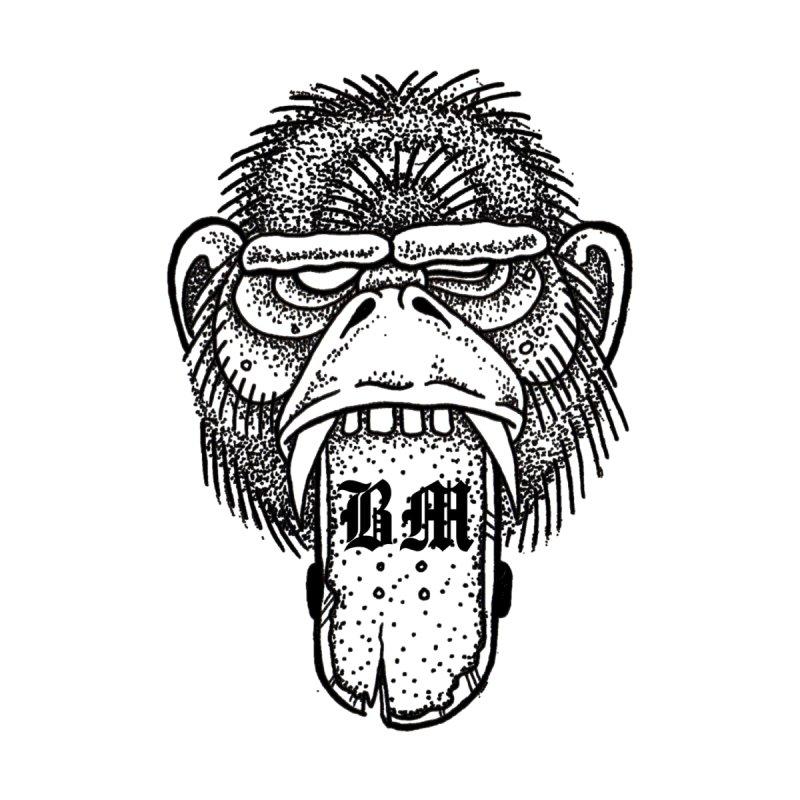 Silver Tongued Ape by Brass Monkeys Skateboard Co.