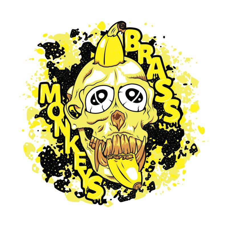 Banana Skull by Brass Monkeys Skateboard Co.