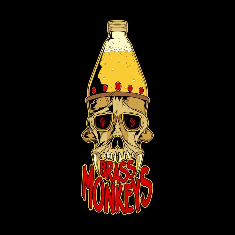 Brass Monkey O/E O/J  by Brass Monkeys Skateboard Co.