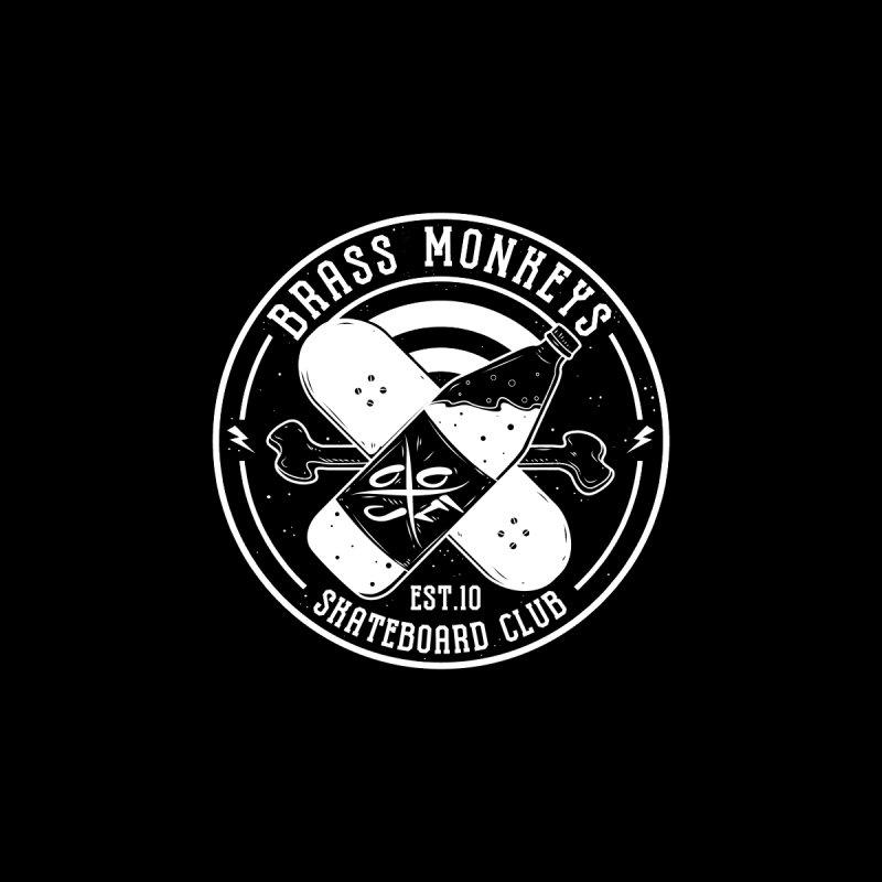 Superfriends Monotone by Brass Monkeys Skateboard Co.