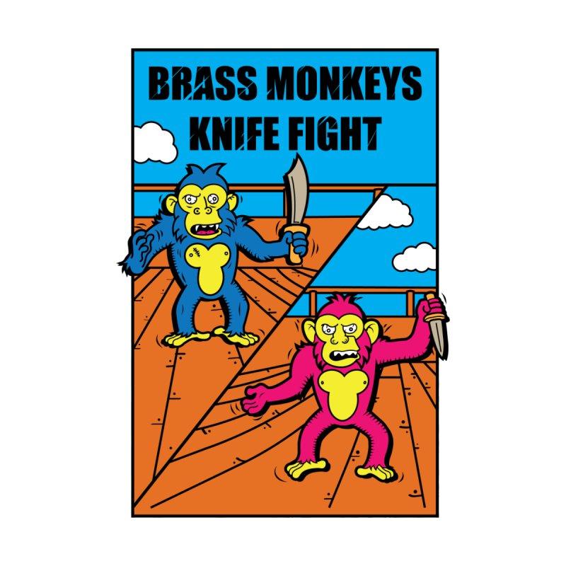 Brass Monkey Knife Fight by Brass Monkeys Skateboard Co.