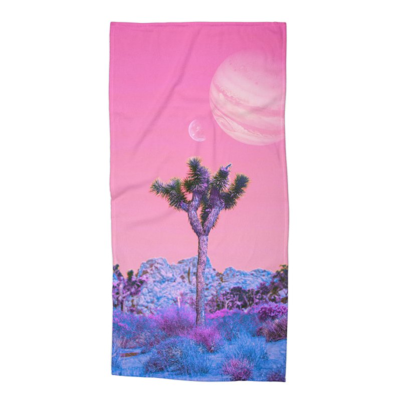 Sly Nature Accessories Beach Towel by Braxxaz