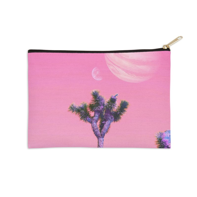 Sly Nature Accessories Zip Pouch by Braxxaz