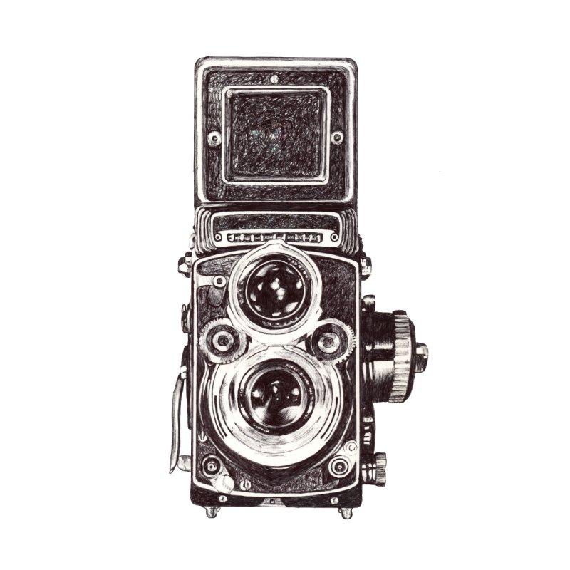 Classic Camera Men's T-Shirt by Brayanamis's Artist Shop
