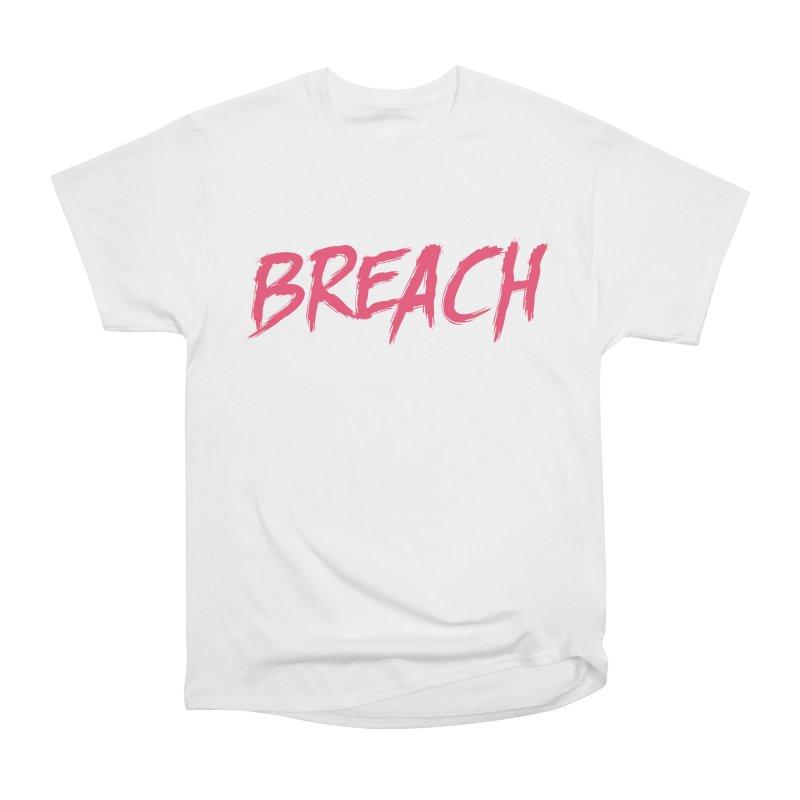 Breach (Pink) Men's T-Shirt by breach's Artist Shop