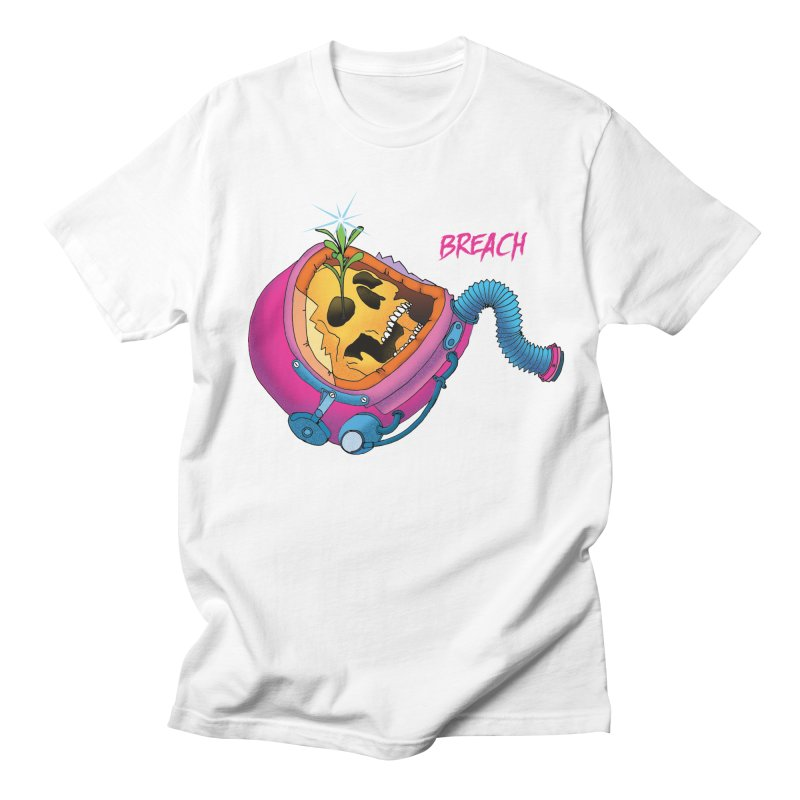 Breach Astronaut Men's T-Shirt by breach's Artist Shop