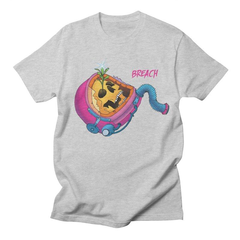 Breach Astronaut Men's Regular T-Shirt by breach's Artist Shop