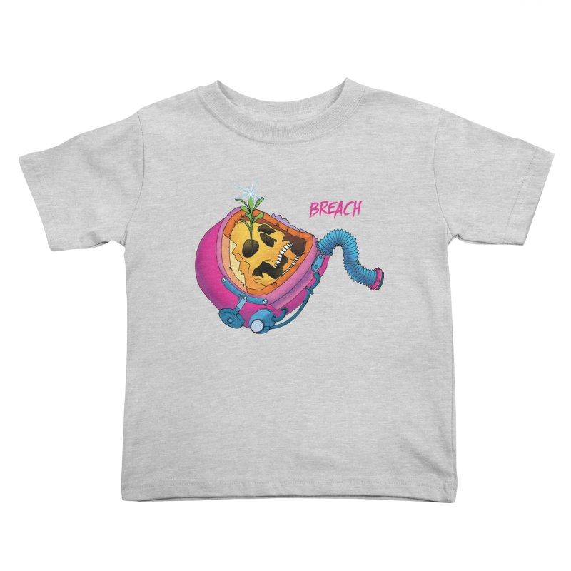 Breach Astronaut Kids Toddler T-Shirt by breach's Artist Shop