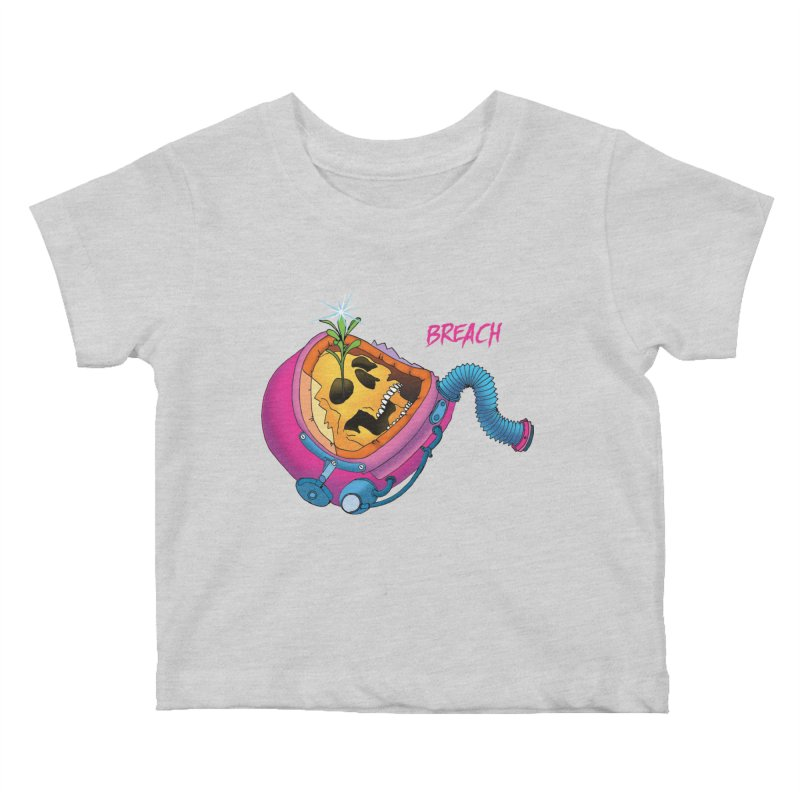 Breach Astronaut Kids Baby T-Shirt by breach's Artist Shop