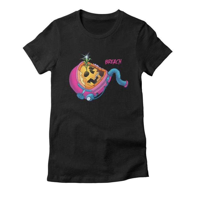 Breach Astronaut Women's T-Shirt by breach's Artist Shop