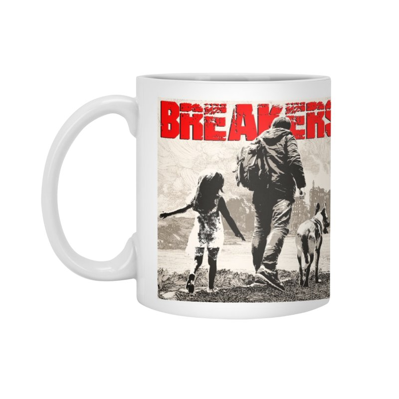 Breakers Mug Accessories Standard Mug by breakerspodcast Shop
