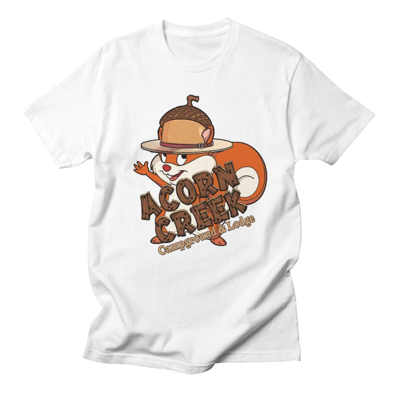 Squirrely Pete Men's Regular T-Shirt by breakerspodcast Shop