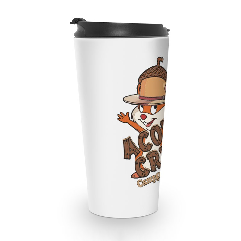 Squirrely Pete Accessories Travel Mug by breakerspodcast Shop